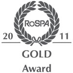 RoSPA Gold Award 2011